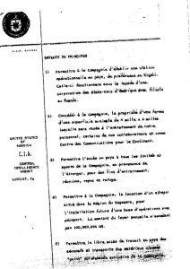 O plano da CIA que acabou por ser aplicado na ascensão de Paul Kagame no Ruanda, Grandes Lagos e região das nascentes de três dos maiores rios africanos