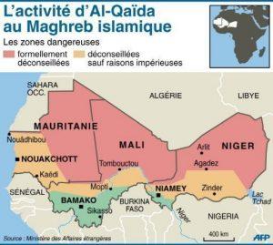 A morte oculta instalou-se por todo o Sahel pela via da Al Qaeda do Magrebe Islâmico