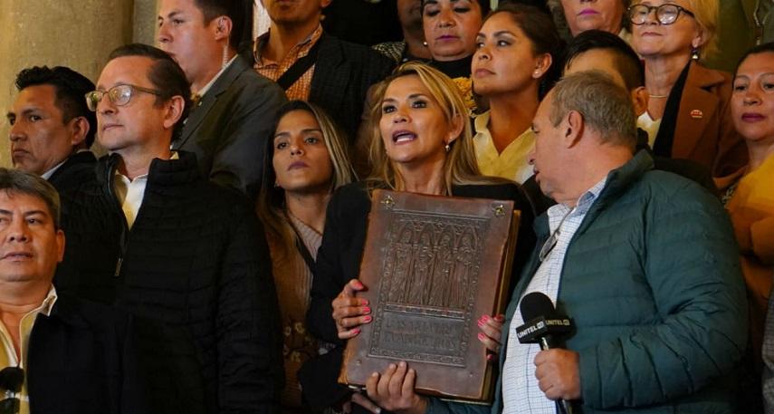 El golpe de estado devuelve a Bolivia 500 años atrás - Frente  Antiimperialista Internacionalista