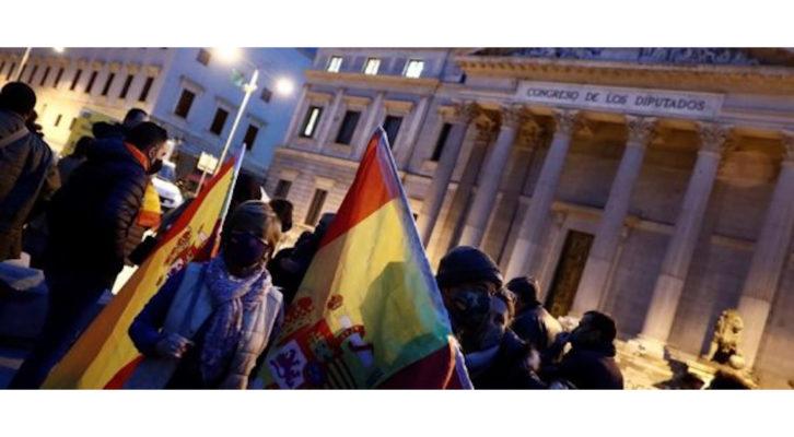 El asalto al Congreso de Estados Unidos, una seria advertencia para España